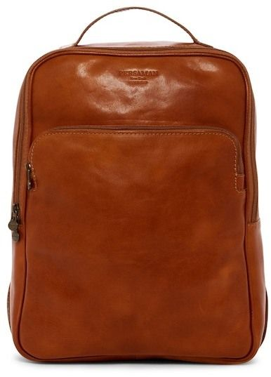 Persaman New York Taylor Italian Leather Backpack