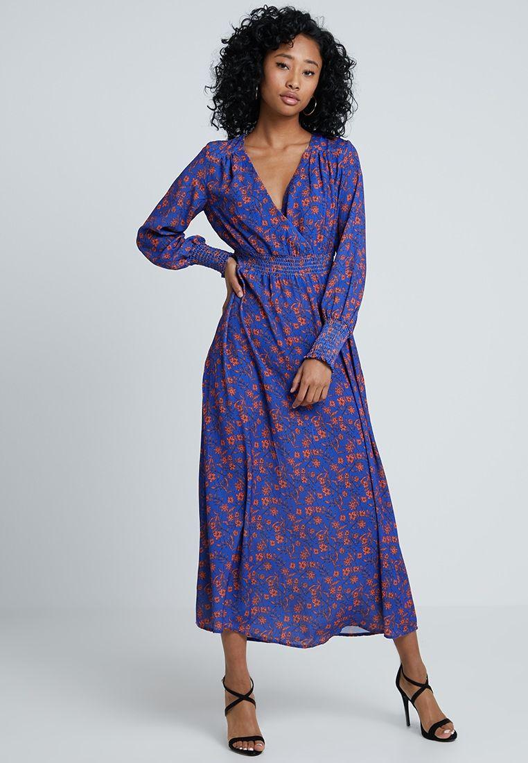 Maxi Dress Blue Zalando Co Uk Dresses Maxi Dress Maxi Dress Blue