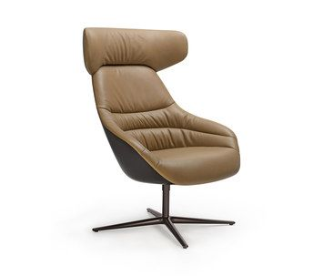 Walter Knoll Design Fauteuil.Kyo Lounge Walter Knoll Pearson Lloyd Lounge Chair Leather