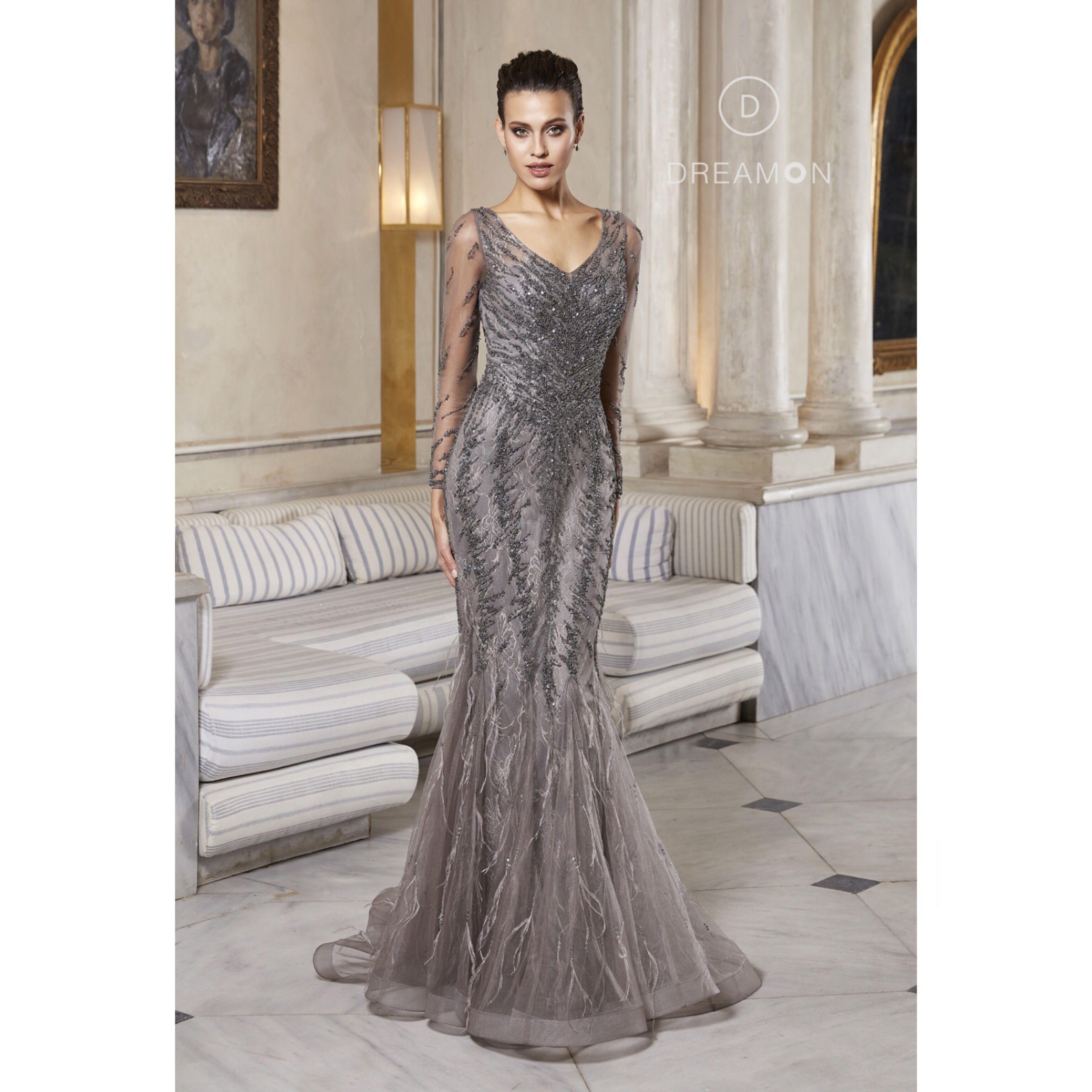Dreamon Pitane Modeli Amazonlar Uzun Kollu Couture