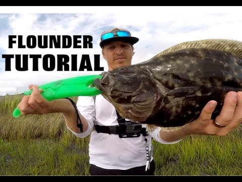 35 How To Catch Flounder Flounder Fishing Tips For Live Bait And Lures Youtube In 2020 Flounder Fishing Fishing Tips Flounder