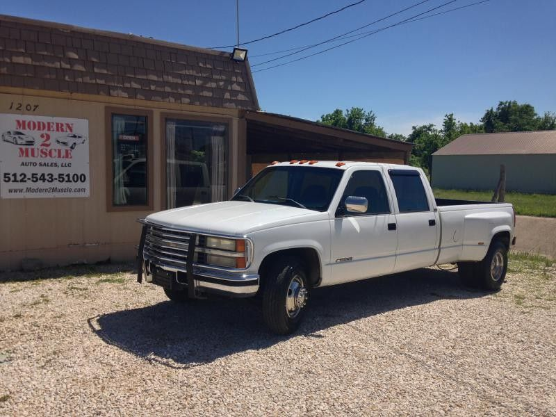 1993 Chevrolet C3500 Diesel 5999 Http Www Modern2muscle Com Inventory View 9875522 Cars For Sale Crew Cab Motorcycles For Sale