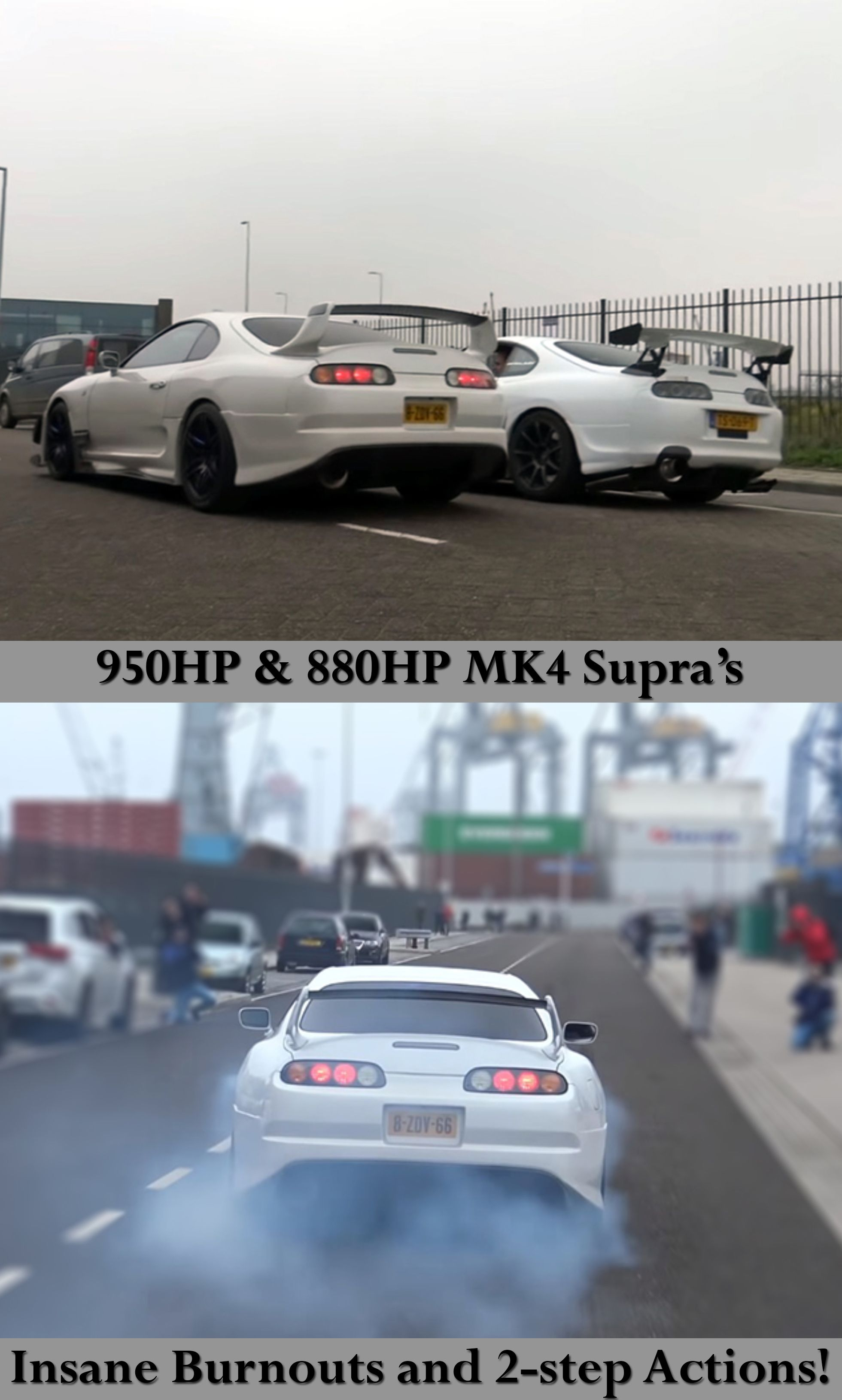 05a95df2d4ab This video features two extremely tuned MK4 Supra s 950HP and 880HP. In  this amazing video from ExoticCarspotters YT Channel