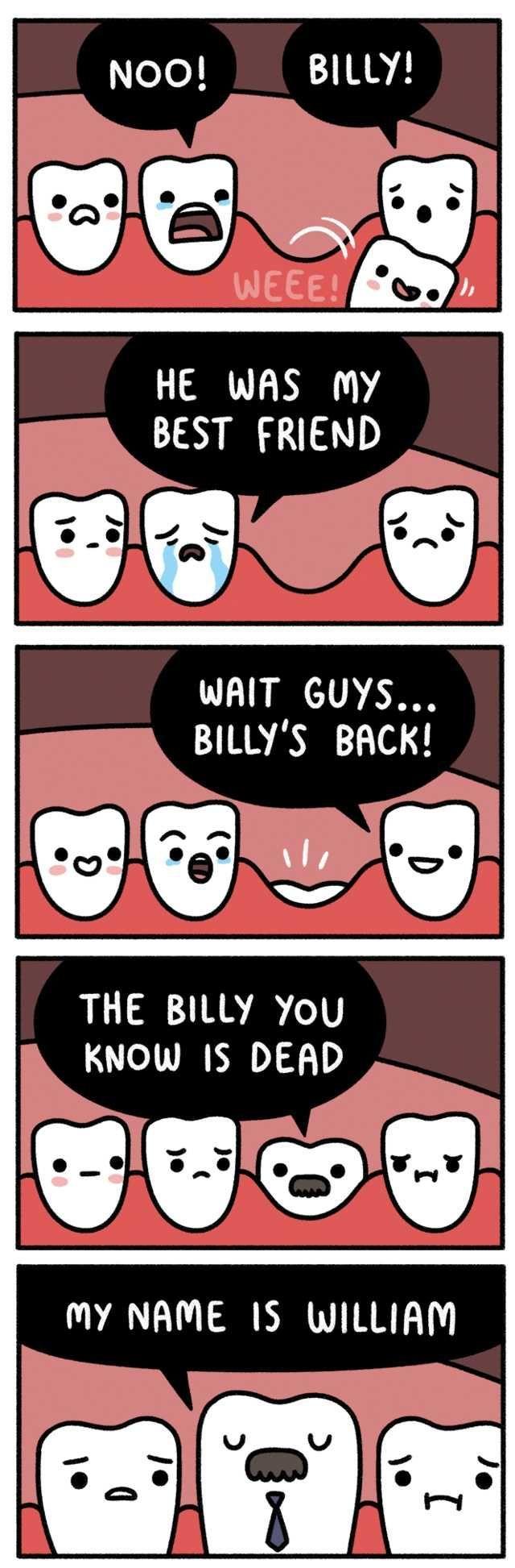 Babyzähne  Funny stuff