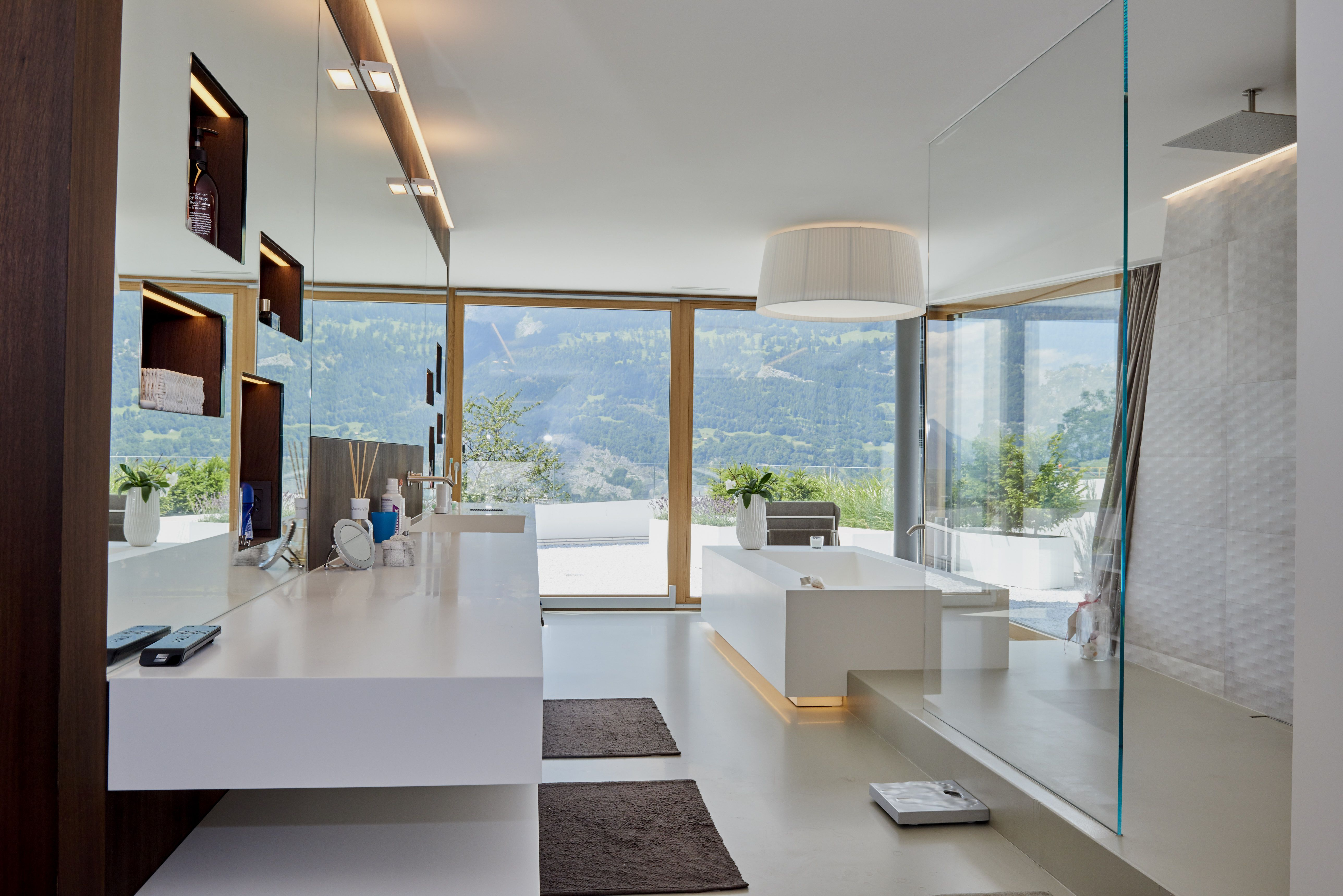 Sensoboden Im Bad In 2020 Haus Deko Haus Zimmer