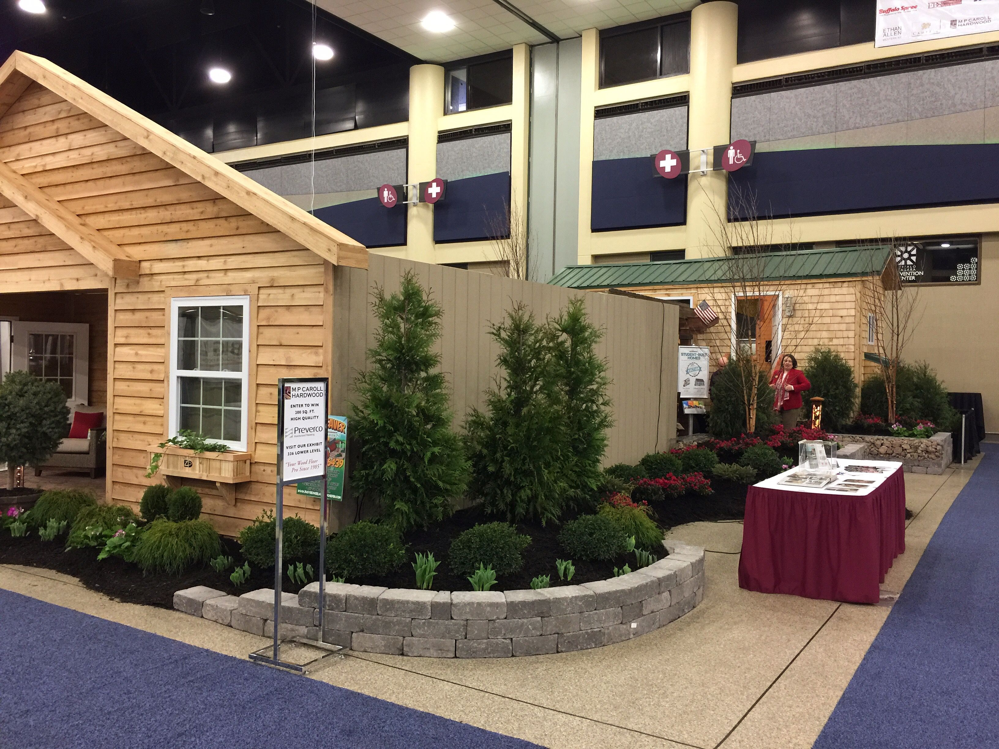 buffalo home show 2017 with jenn from f s design our work
