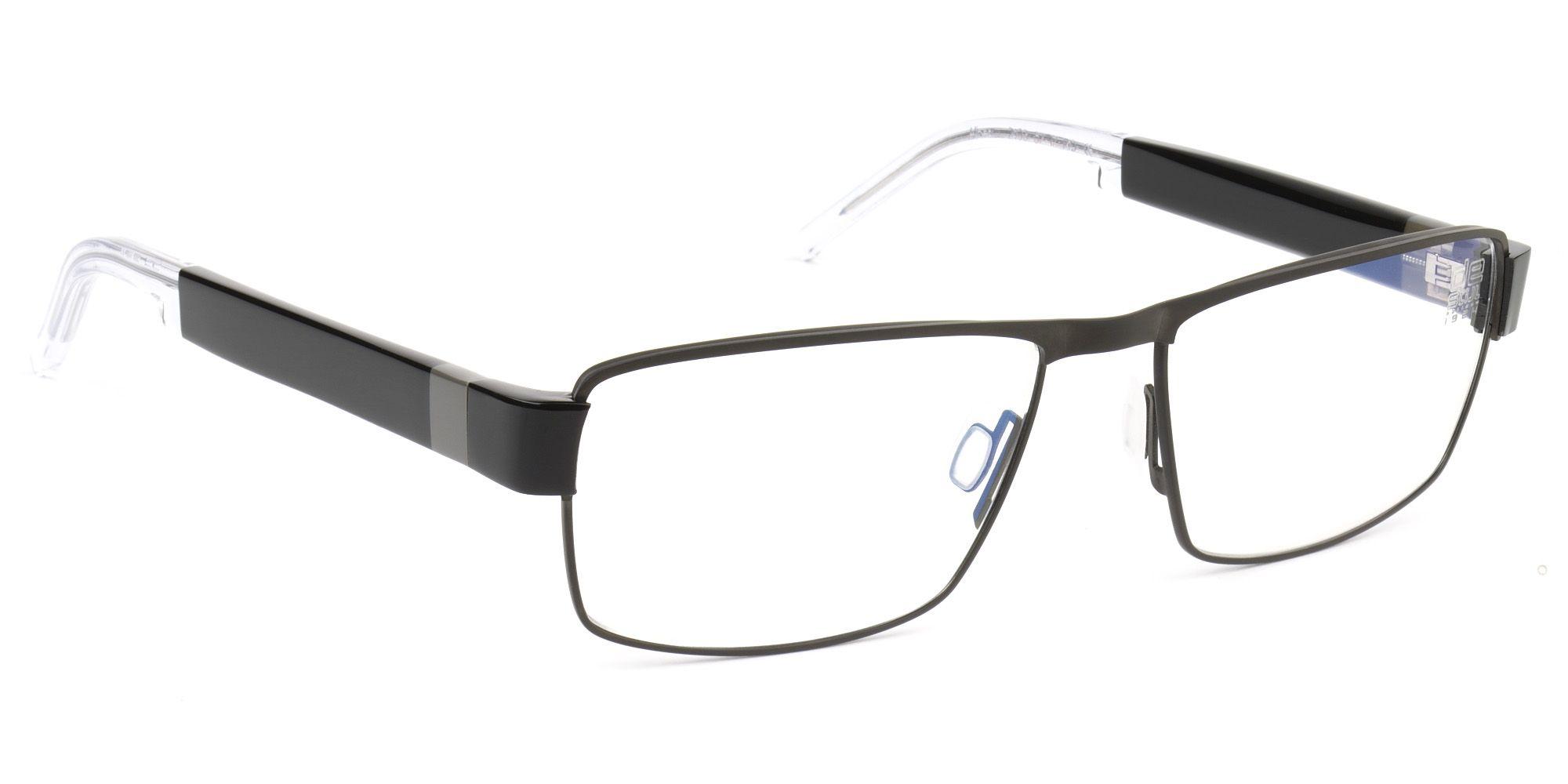 ca9a0003ce80 De Stijl Holland 1924 eyewear  men eyeglasses frame ALBERT in color 2403  gray  black