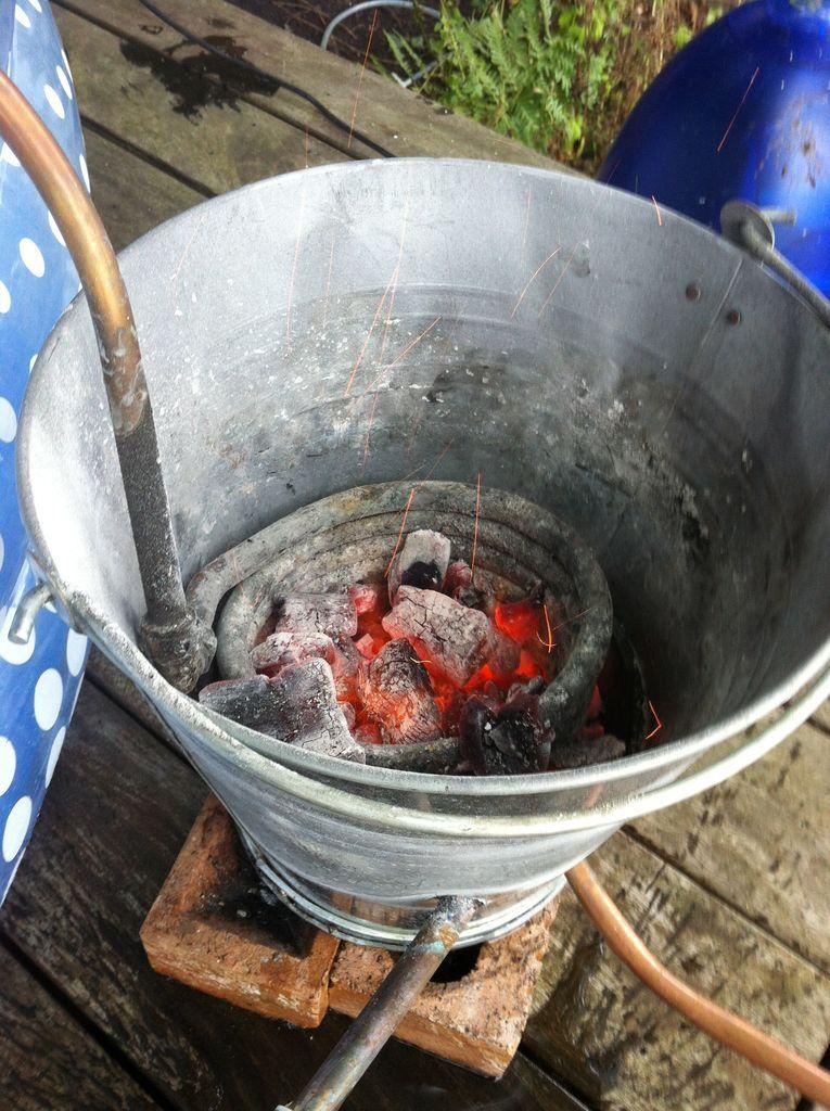 Hillbilly Hot Tub More Power Diy Hot Tub Hillbilly Hot Tub