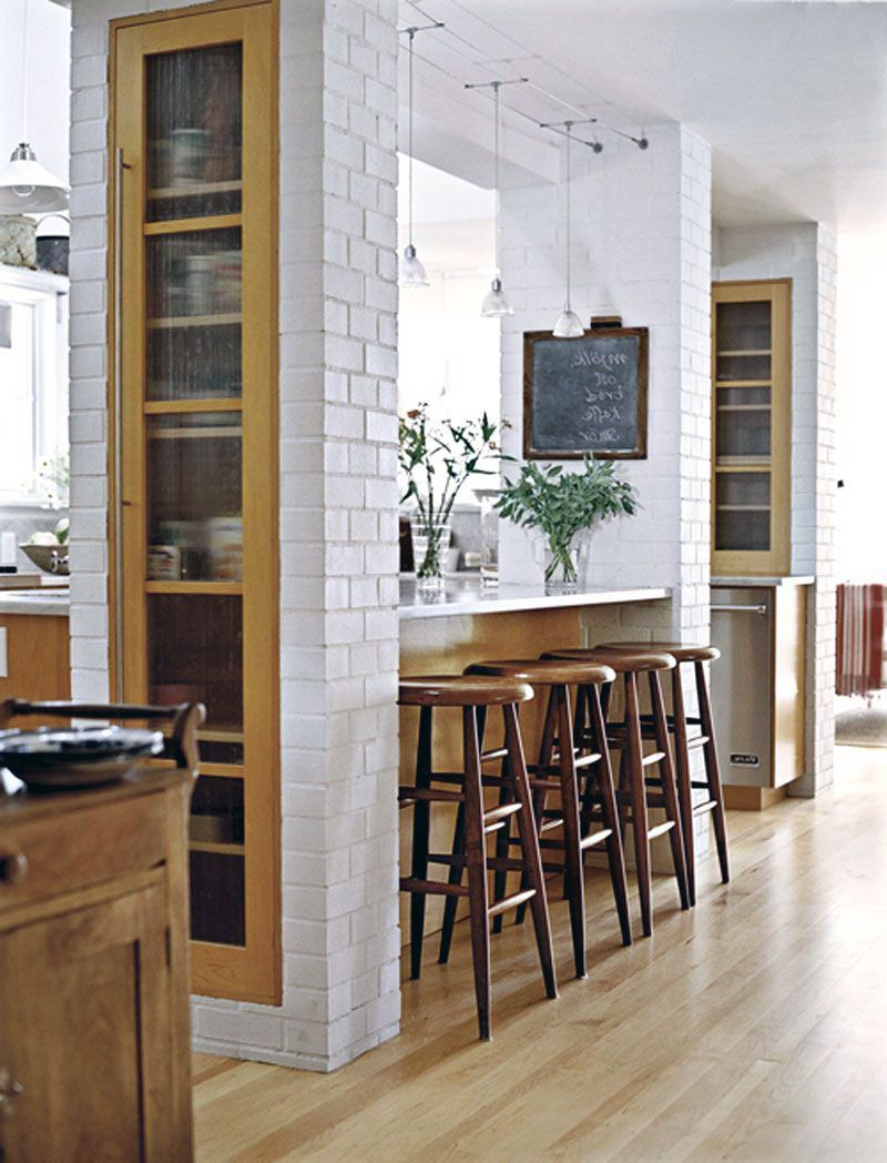 60 Best Kitchen Floor Ideas For Scandinavian Style in 2020