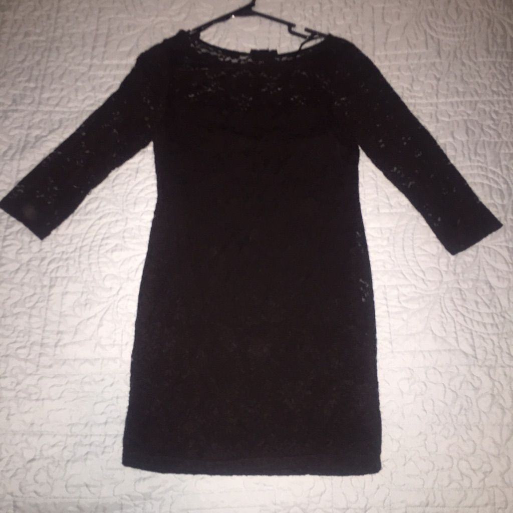 Long sleeve lace dress products