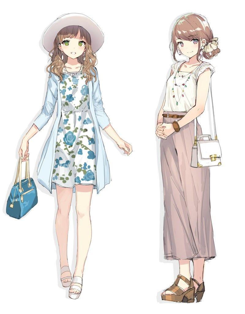 ボード「anime Fashion」のピン