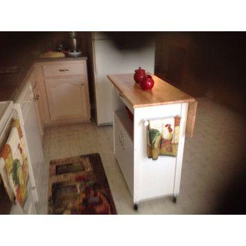 Catskill Craftsmen Cottage Kitchen Cart Reviews Wayfair