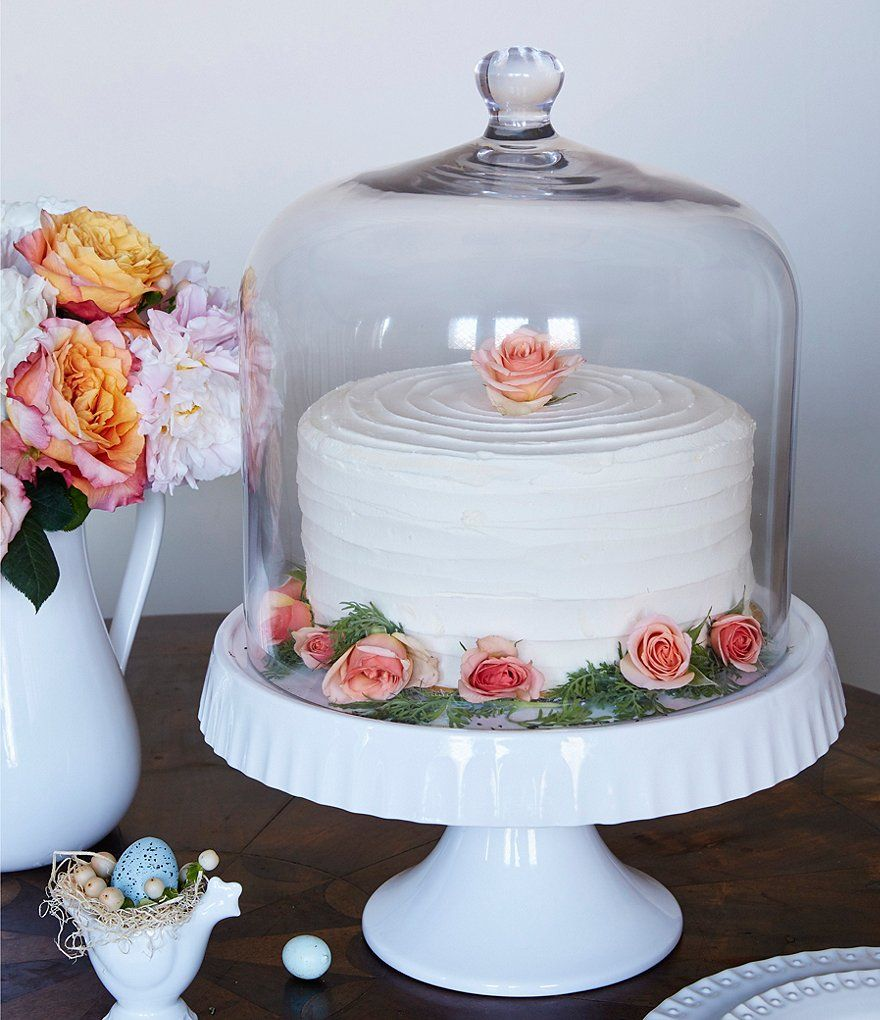 Southern Living Glass Cake Dome Glass Cake Dome Cake Dome Cake Stand With Dome