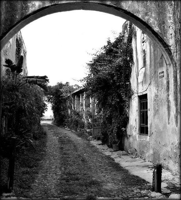 El callejon (Queretaro, Mexico).