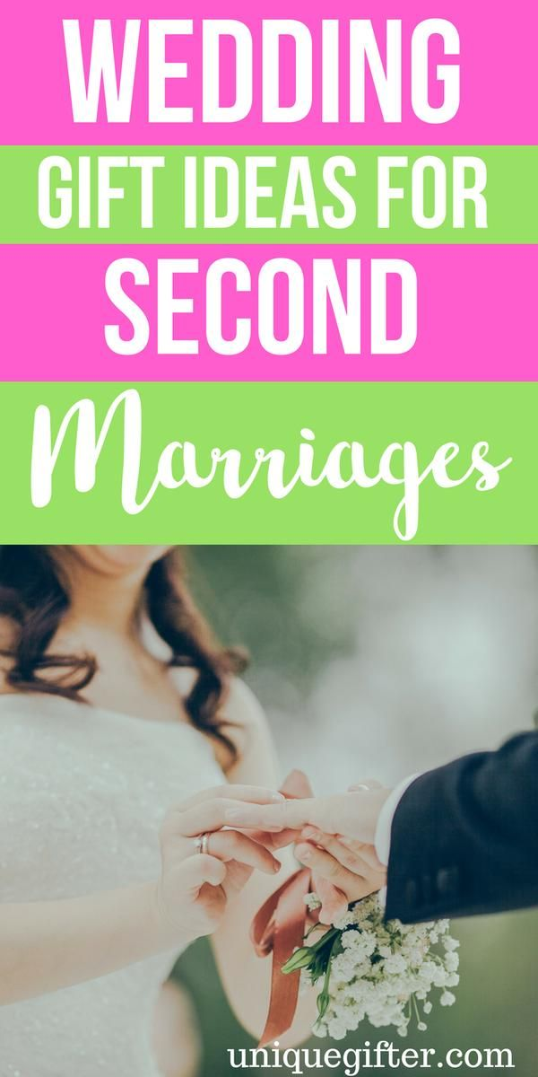 Wedding Gift Ideas For Second Marriages | Unique Gifter -   13 wedding Gifts for second marriage ideas