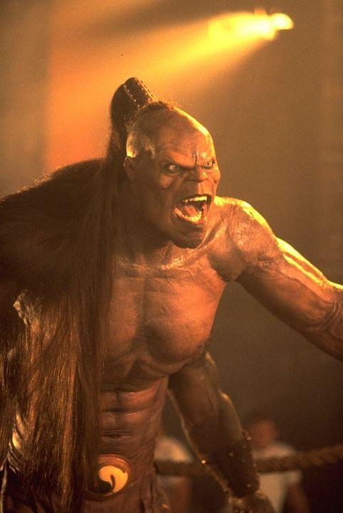 Mortal Kombat (1995) Goro | Goro | Mortal kombat, Mortal