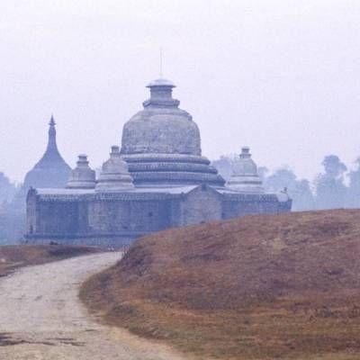 Burma – Mrauk U  - Josef Haider