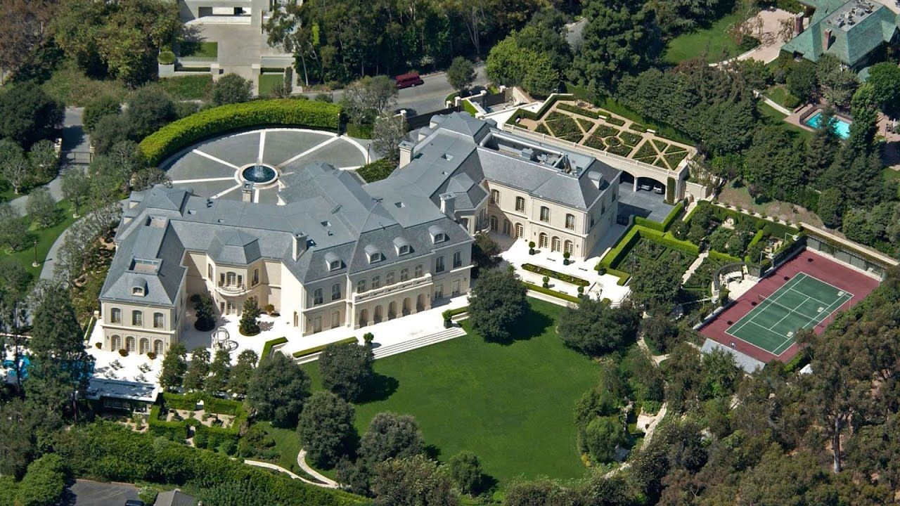 Top 10 Most Expensive Houses In The Usa Expensive Houses