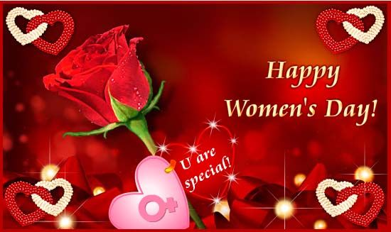Happy International Womans Day My Sweety Wife