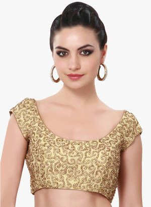 9389d47afac Saree Blouses for Women - Buy Women Saree Blouses Online in India ...