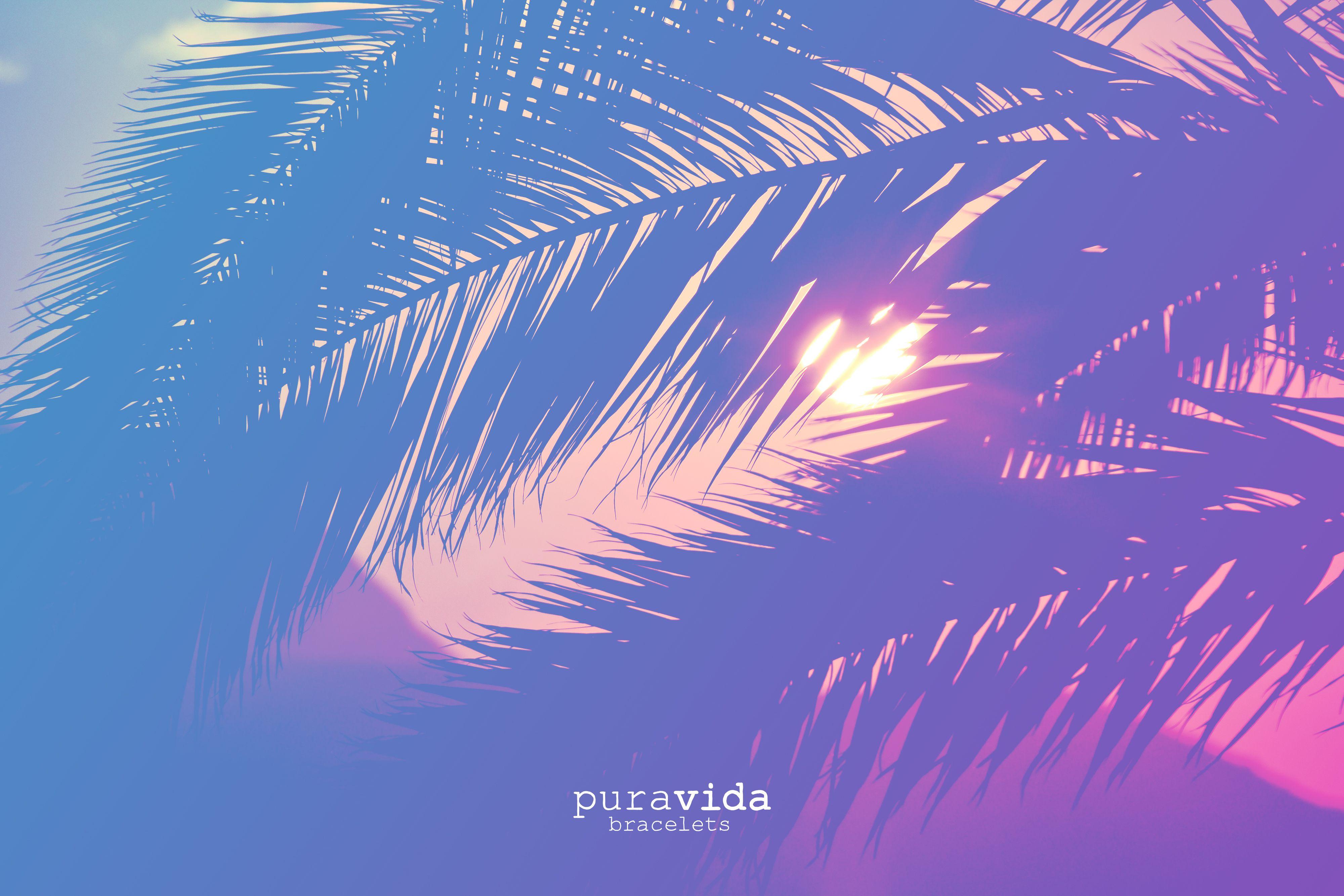 pura vida wallpaper  Dreamy Desktop Backgrounds | The Pura Vida Bracelets Blog ...