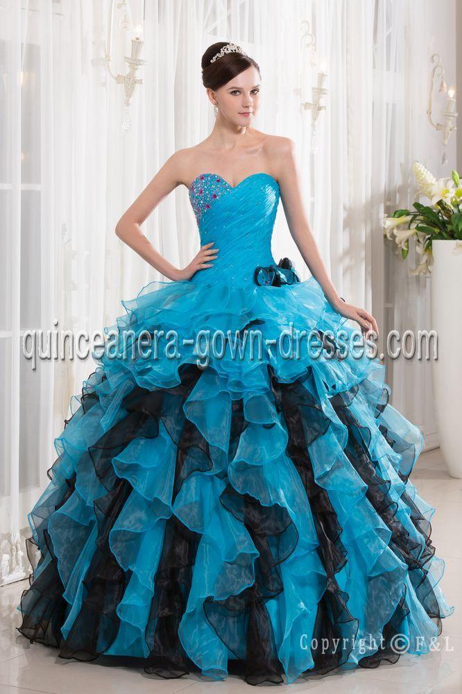 Beautiful Sweet 16 Dresses