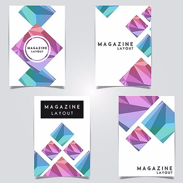 TemplateFolderMagazineConstructionBookletPosterCatalog