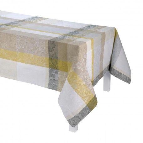 Tablecloth Table Linen Le Jacquard Francais Table Linens