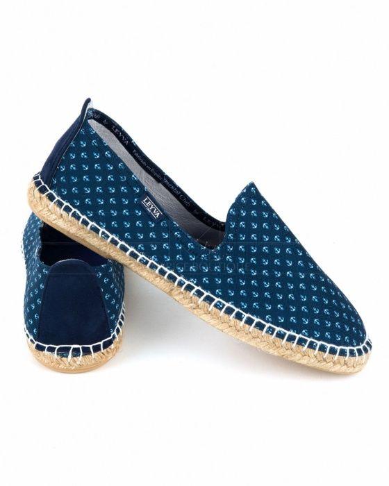 Esparto Alpargatas Leyva Anclas Hombre Shoes 2018 5wwWr1q8