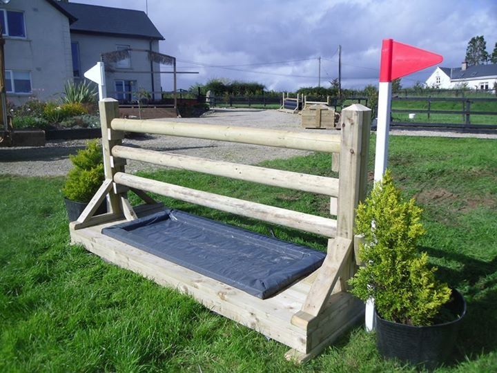 Wishing Well Liberpool Cross Country Jumps Show Jumping