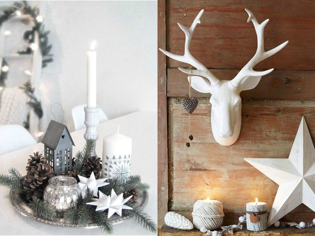 a nordic christmas un no l nordique noel scandinave star cerf lire l 39 article http. Black Bedroom Furniture Sets. Home Design Ideas