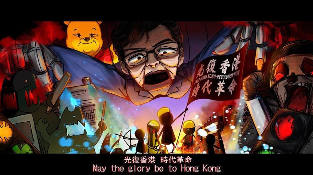 Pin on Artworks Hong Kong 2019, 2020
