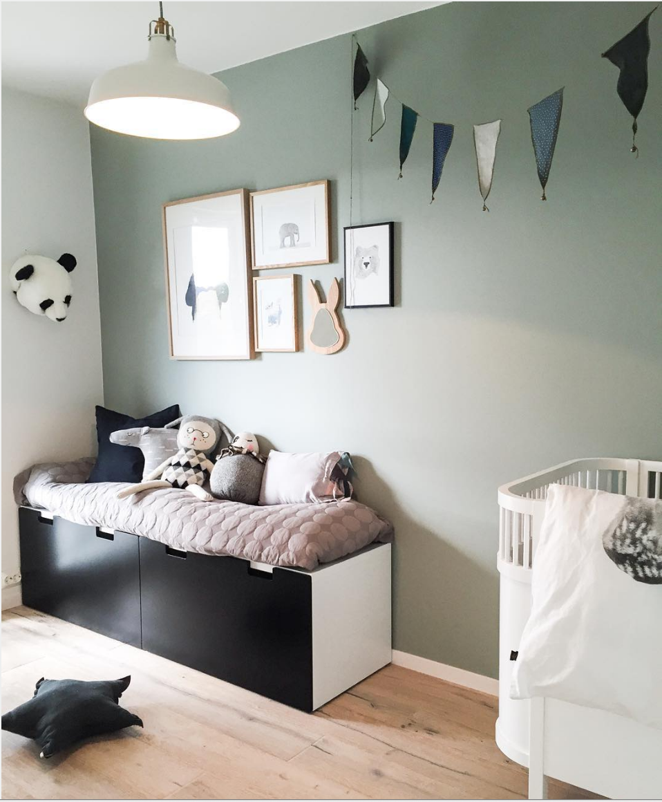 Ikea Boys Bedroom: IKEA STUVA Storage Ideas For Kids