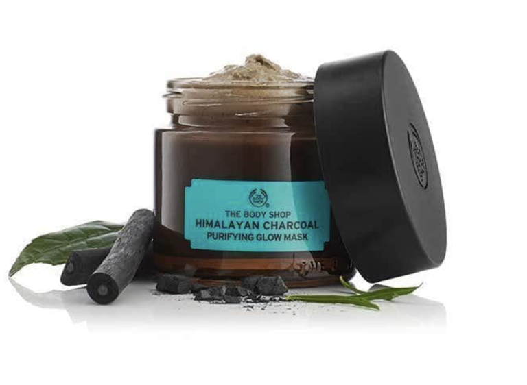 Photo of Himalayan Charcoal Face Mask from The Body Shop – I've used this face mask bef…