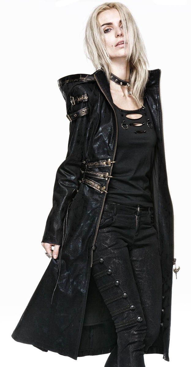 Punk Rave - Pixie Coat - Buy Online Australia Beserk