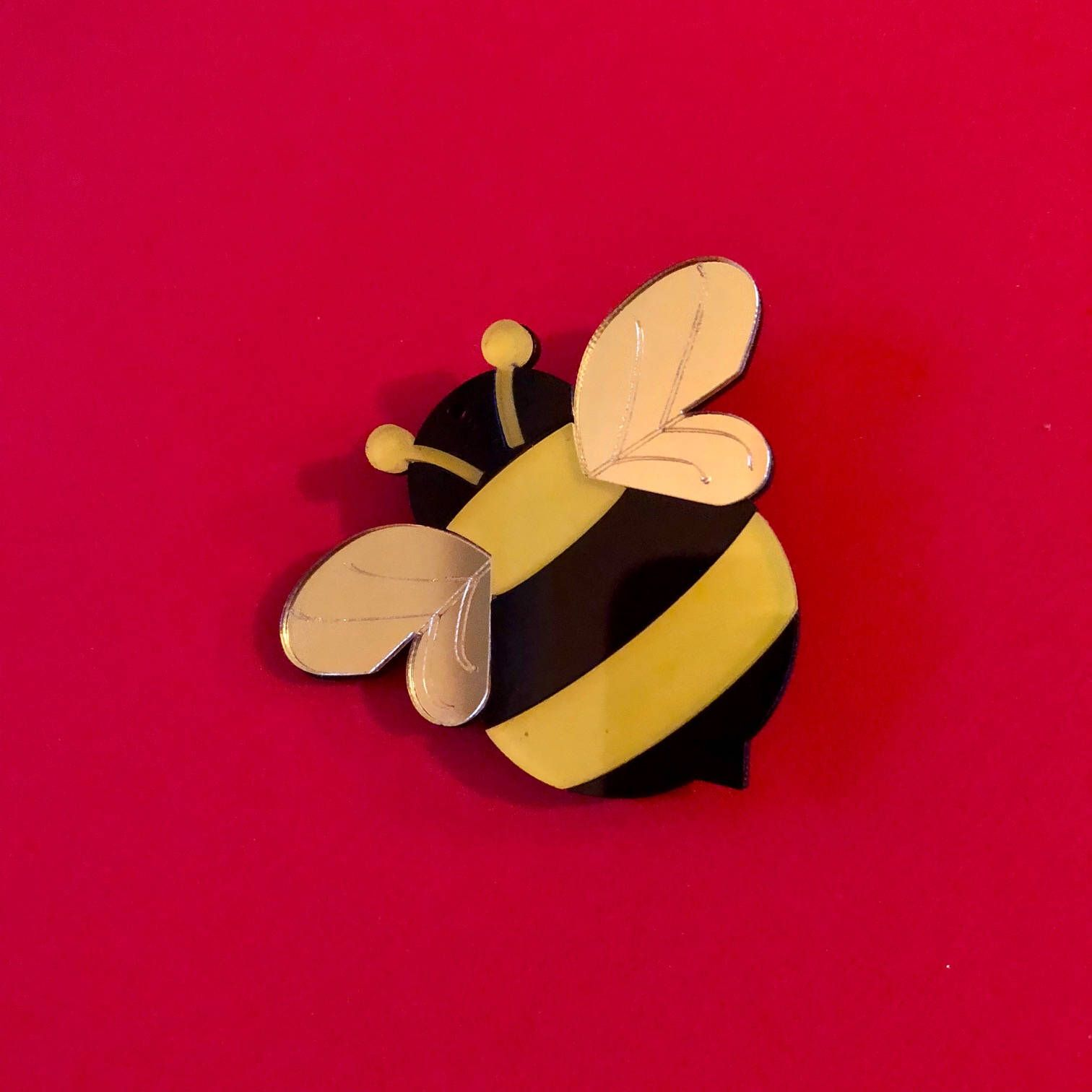 BEE MINE Brooch in giftbox - Birthday Party Gift and perfect for ...