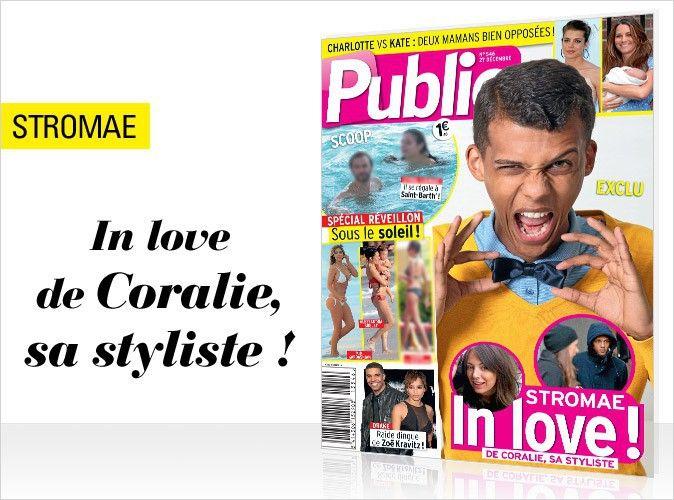 Cette semaine en couverture du mag : Stromae, tout sur son histoire d'amour avec Coralie, sa styliste !