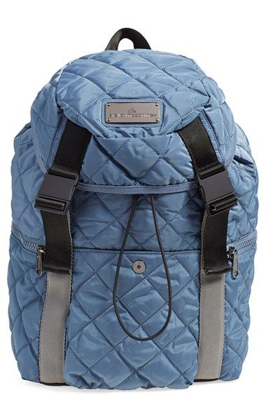 c148529267 adidas by Stella McCartney Quilted Backpack available at  Nordstrom ...