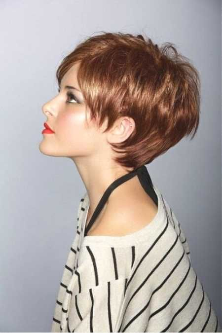 Neue Frisuren Kurzhaar Damen Httpwwwpromifrisurencomfrisuren