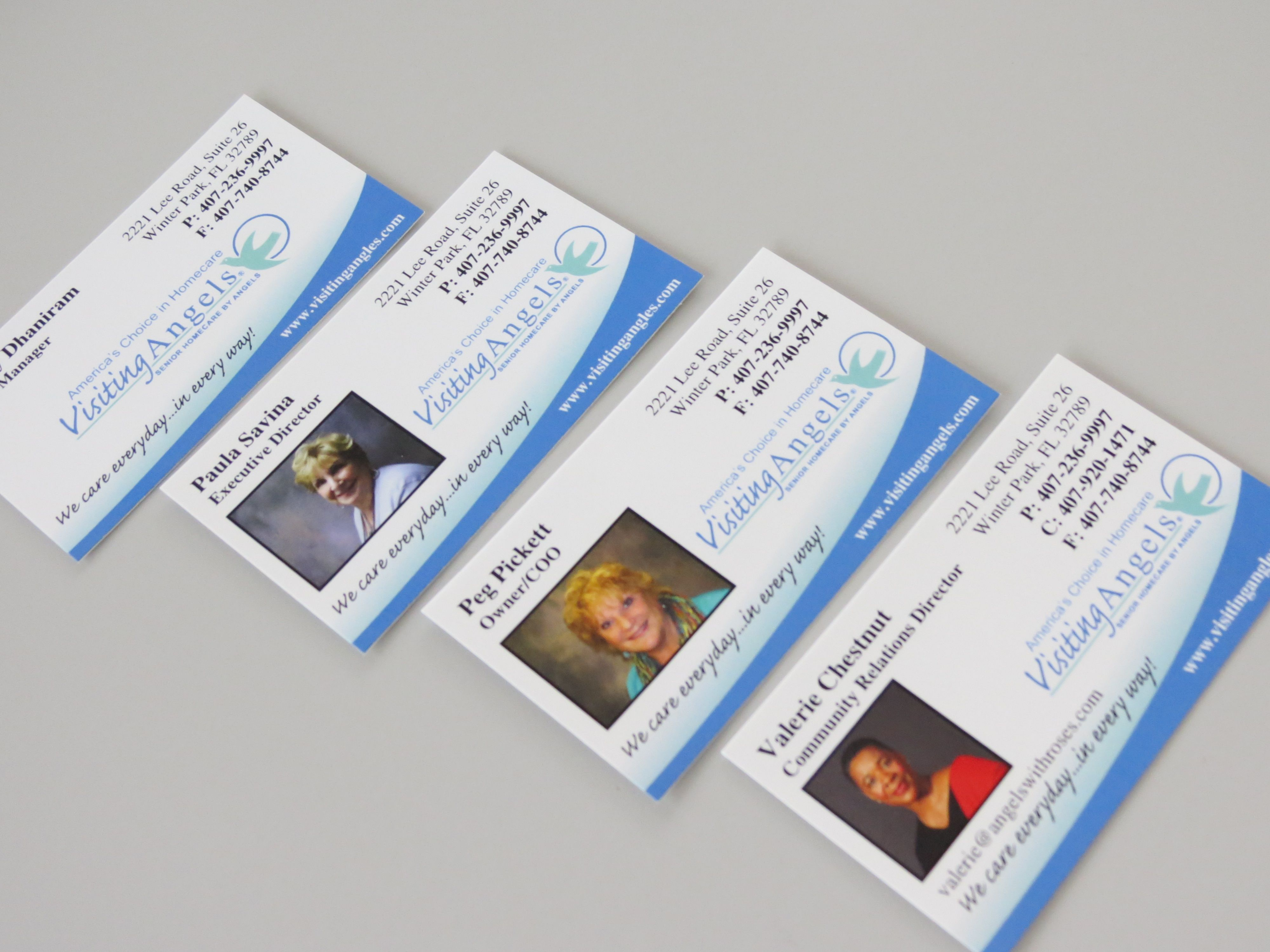 Business Cards Full Color Business Cards Glossy Photo Bleeds Www Winterpark Minutemanpress Com Cards Business Cards Business