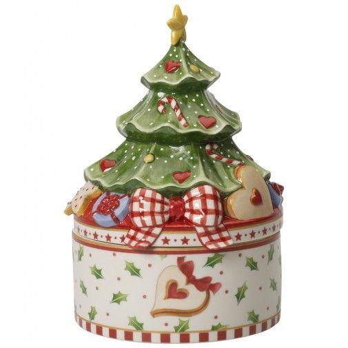 Villeroy & Boch Winter Bakery Decoration Keksdose Tannenbaum-01 ...