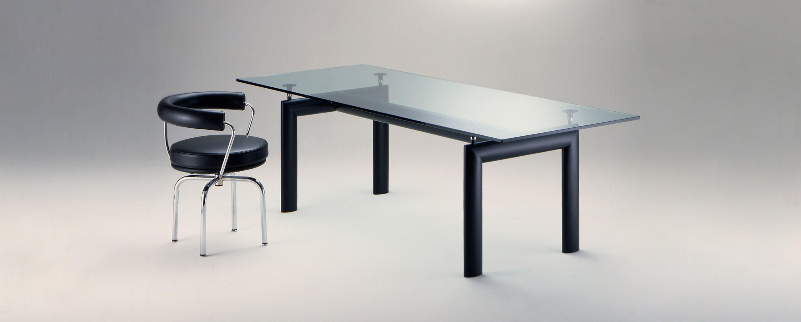 LE CORBUSIER. LC6 Table, 1928. Cassina. | Classic design ...