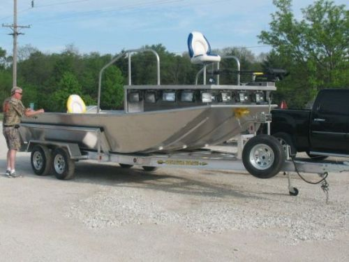 Aluminum bowfishing boats for sale boats pinterest for Bow fishing boats