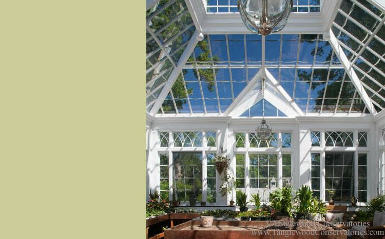 Miraculous Classic English Greenhouse Conservatory Tanglewood Home Interior And Landscaping Ponolsignezvosmurscom