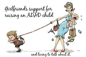 Who supports you with  your ADHD challenges?