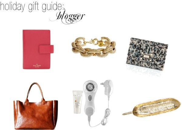 holiday gift guide: blogger