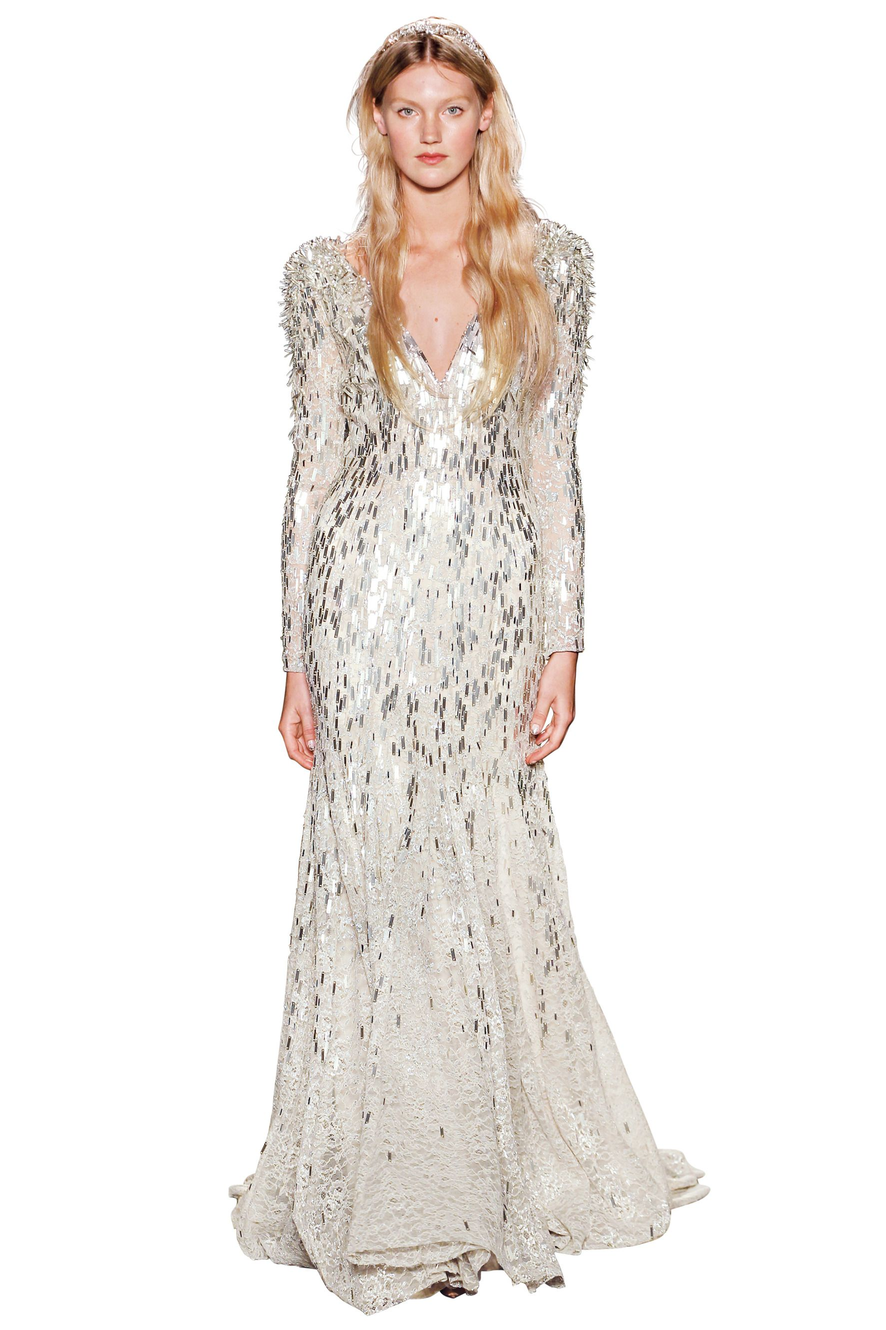 Strong Shoulders - Jenny Packham