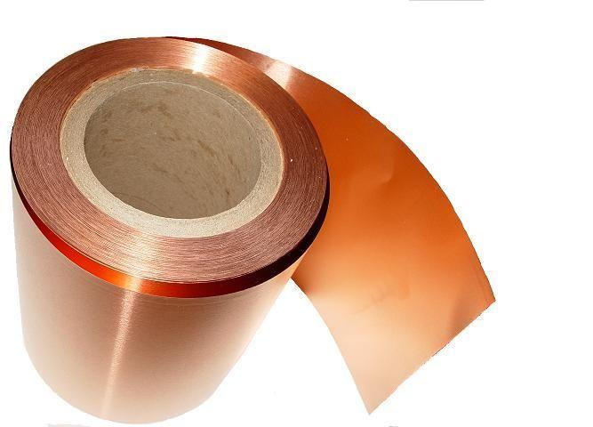 36 X 18 16 Oz 22 Mil 50 Lb Copper Roll Copper Roll Copper Sheets Copper Foil