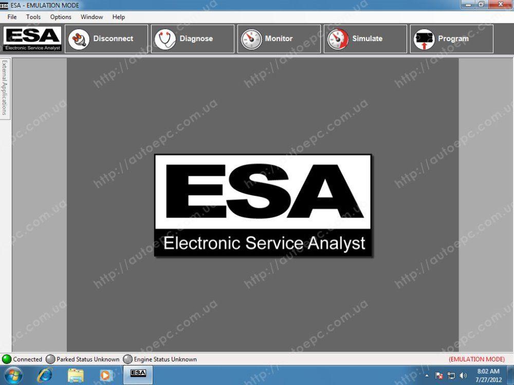 ESA Electronic Service Analyst v4.4.9.259+keygen UNLOCK