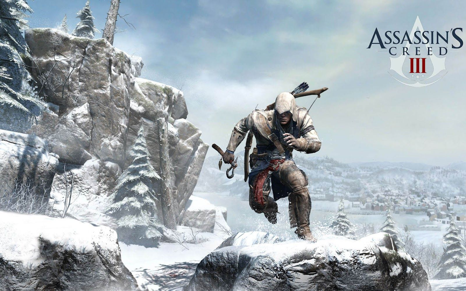 Game Assassins Creed Iii Wallpaper Assassins Creed Game